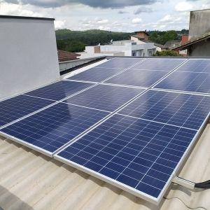Energia Solar Instalação Residencial