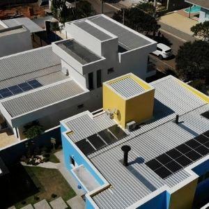 Fornecedor de Sistema Solar para Residências