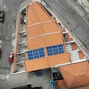 Fornecedor de Sistemas Solar para Empresas
