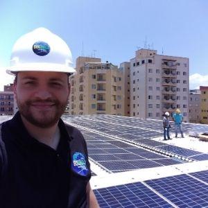 Manutenção de Energia Solar Fotovoltaica