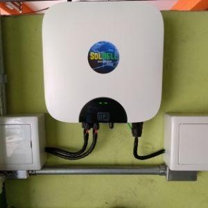 Sistema de Energia Solar sustentável