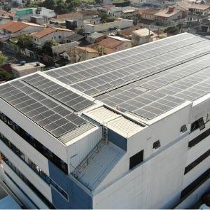 Sistema para energia Solar Empresarial