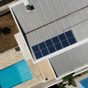 Sistema para energia Solar Residencial
