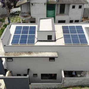 Sistema para energia Solar