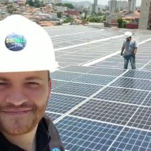 Venda de Painel Solar Fotovoltaico